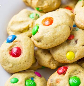 Cookies de MM'S