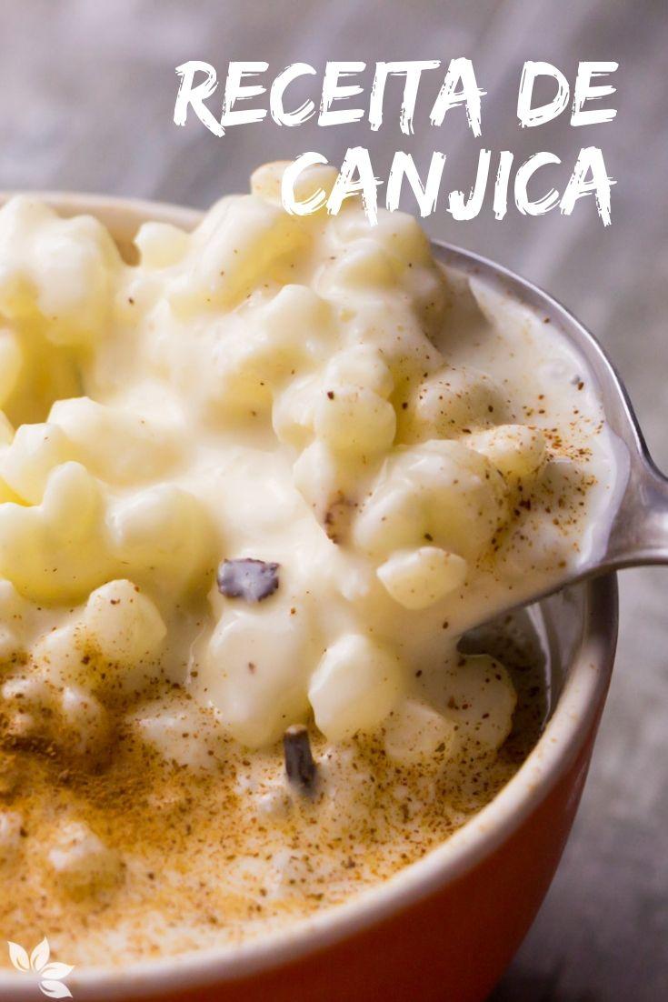 Receita de Canjica