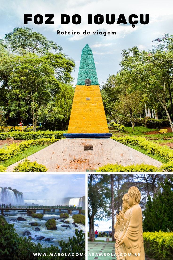 Foz do Iguaçu - Descubra quais são os melhores passeios para fazer em sua viagem de Foz do Iguaçu. Em poucos dias você pode conhecer o melhor da cidade.