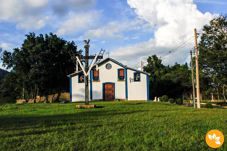 Capela de São Francisco de Paula em Tiradentes, MG