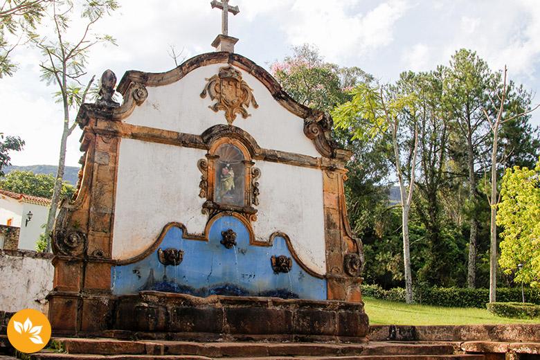 Chafariz de São José em Tiradentes, MG