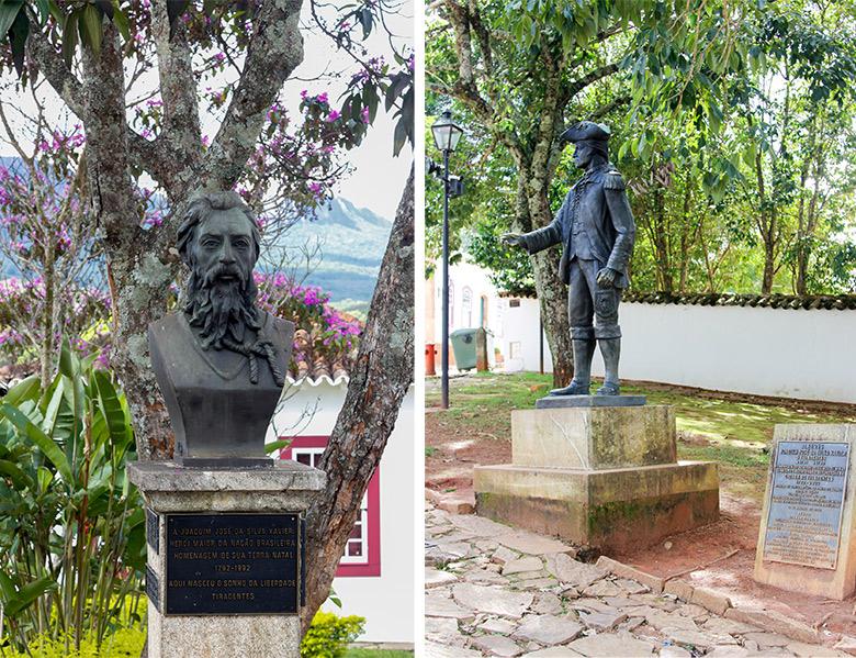 Estátua de Tiradentes