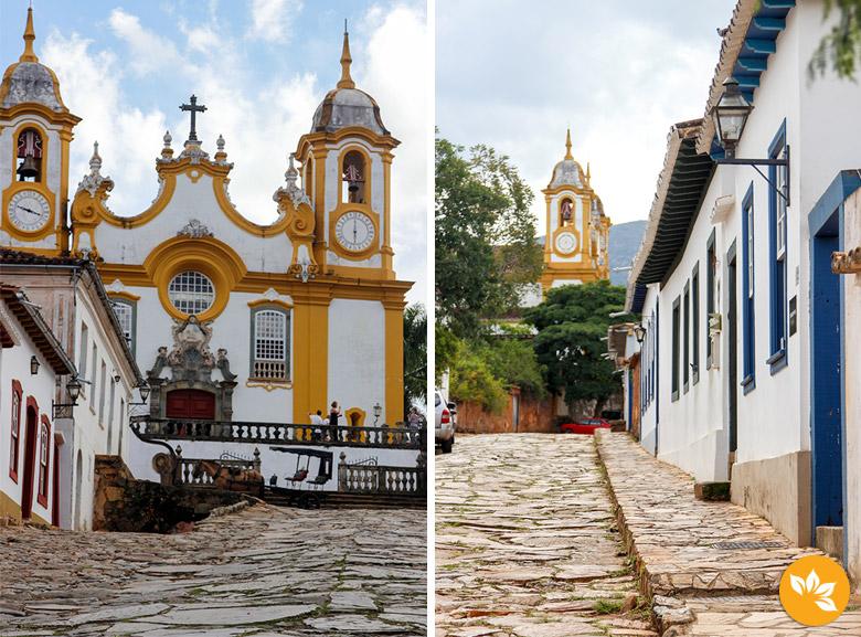 Igreja Matriz de Santo Antônio em Tiradentes, MG