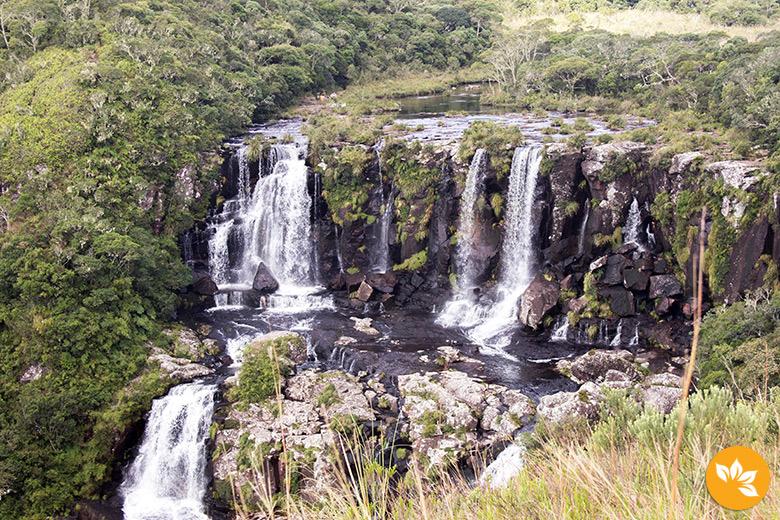 Cachoeira Tigre Preto no Cânion Fortaleza
