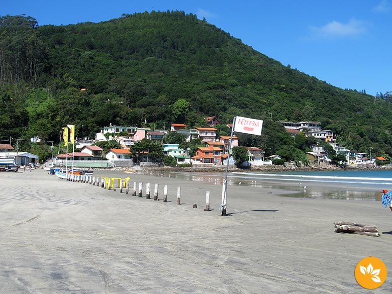 Praias do sul de Florianópolis - Pântano do Sul