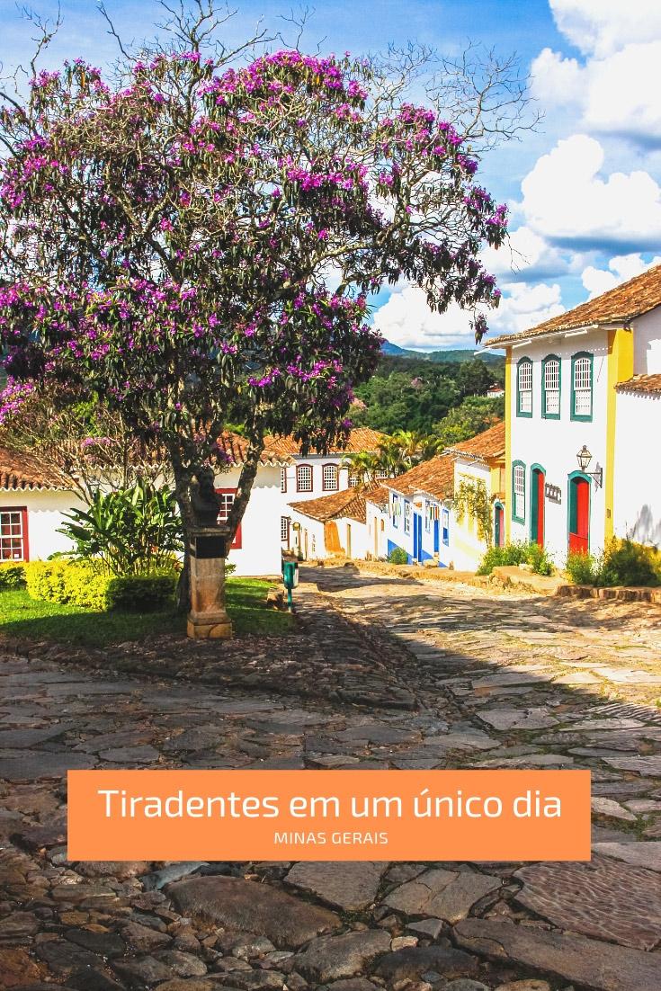 Tiradentes é uma cidade tão mais tão pequenininha que dá para fazer um roteiro bacana com os principais pontos turísticos em um único dia. Confira!