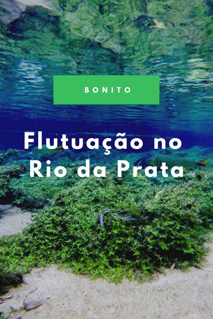 Rio da Prata - A flutuação no Rio da Prata apresenta diversos peixes, o encontro dos rios Olho D'Água e o Rio da Prata e pode pintar até jacarés.
