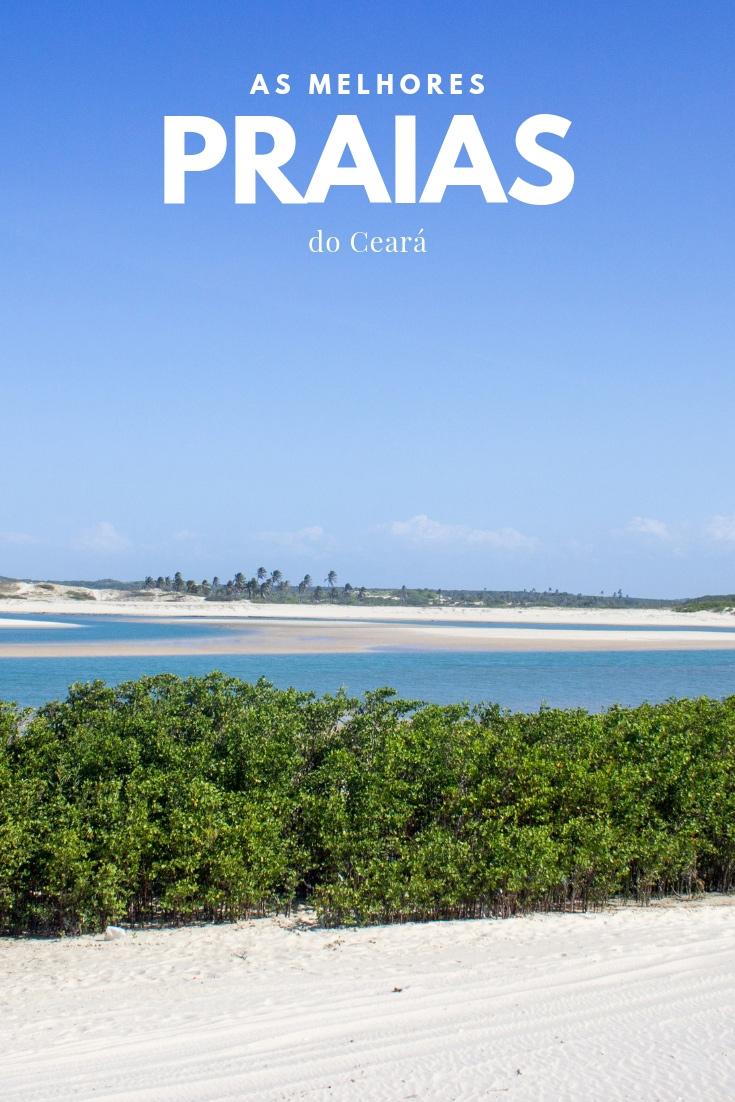 Melhores praias de Fortaleza e do Ceará - Cumbuco, Praia do Futuro, Porto das Dunas, Águas Belas, Morro Branco, Praia das Fontes e Canoa Quebrada.