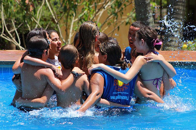 Hotéis para crianças - Recanto Alvorada Eco Resort em Brotas
