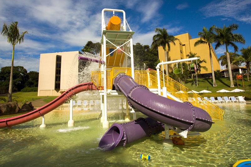 Hotéis para Crianças - Mabu Thermas Grand Resort em Foz do Iguaçu