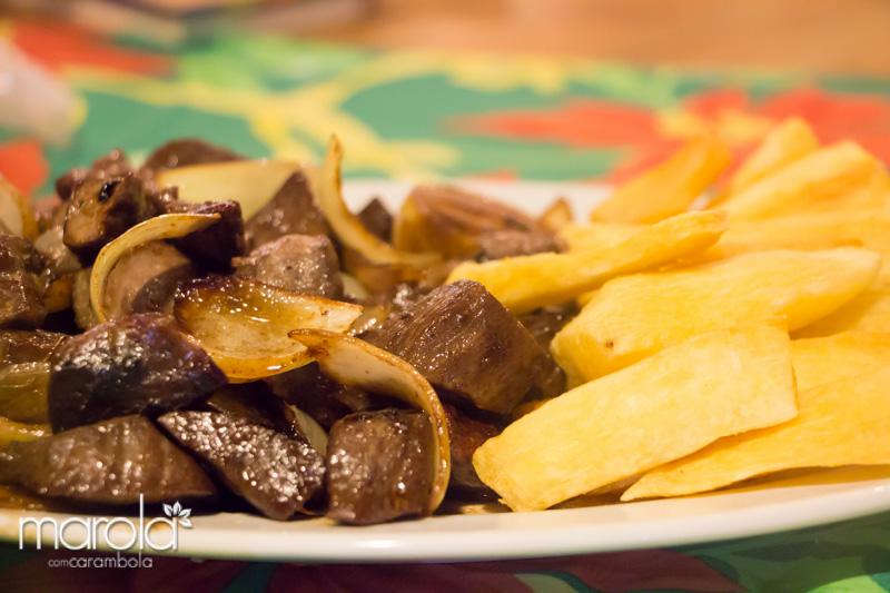 Restaurante em Bonito - Bar Taboa