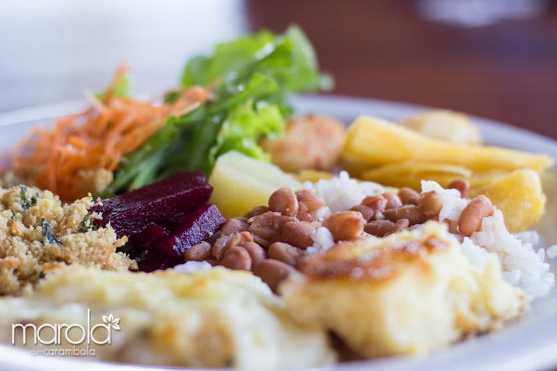 Restaurante em Bonito - Comida da Fazenda