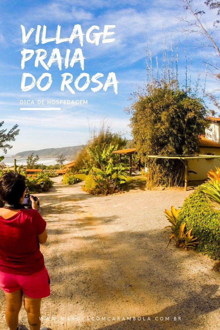 Confira como foi a nossa experiência de hospedagem no Village Praia do Rosa em Santa Catarina - BR, durante o inverno onde as baleias migram para região.