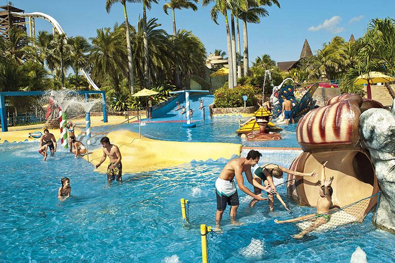 Hotéis para crianças - Beach Park no Ceará
