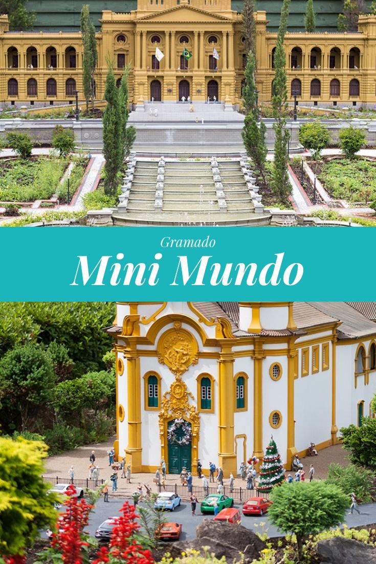 Volte a ser criança visitando o Mini Mundo em Gramado. Um parque recheado de miniaturas, brinquedos, cenas engraçadas, trágicas, histórica e do cotidiano.