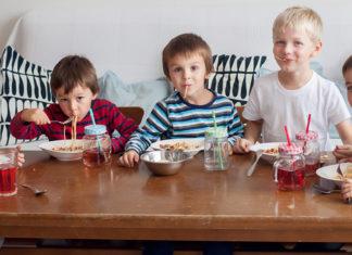 Dia das Crianças - Onde Comer em Sao Paulo