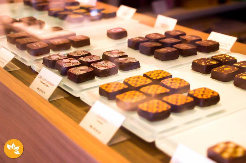 Lugares para comer em Curitiba - Cuore Di Cacao