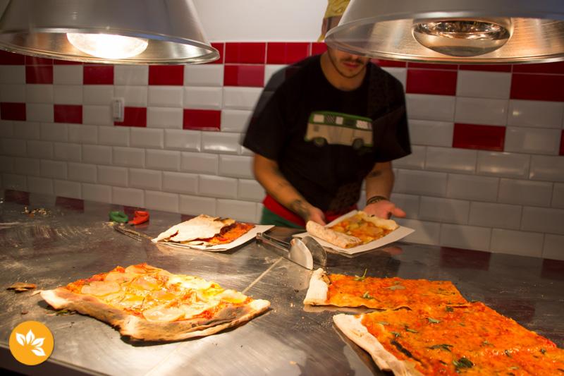 Lugares para comer em Curitiba - Pizza