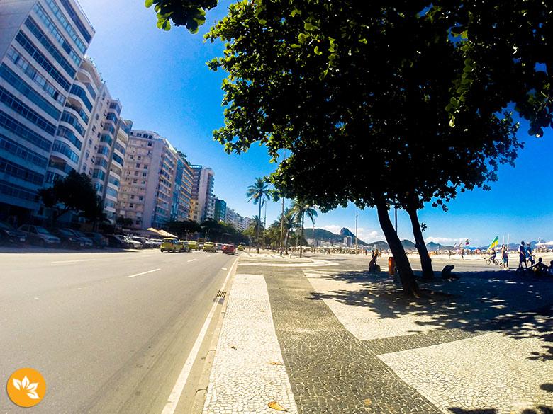 Copacabana - Melhores praias do Rio de Janeiro