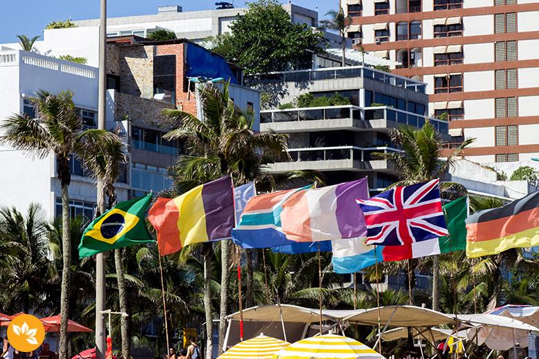 Ipanema - Melhores praias do Rio de Janeiro