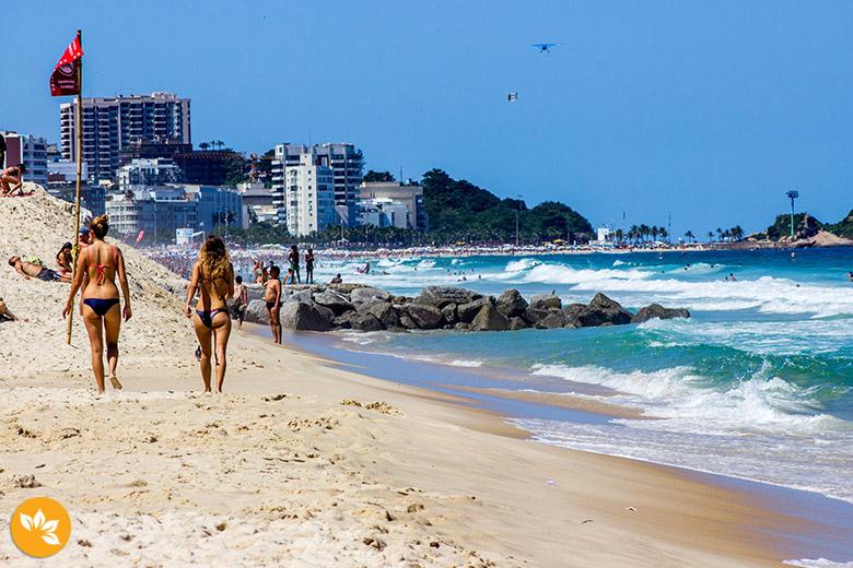 Leblon - As 7 melhores praias do Rio de Janeiro