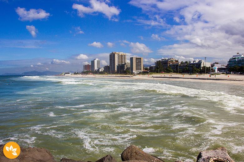 Barra da Tijuca - Melhores praias do Rio de Janeiro