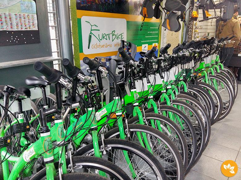 Bicicletas da KuritBike