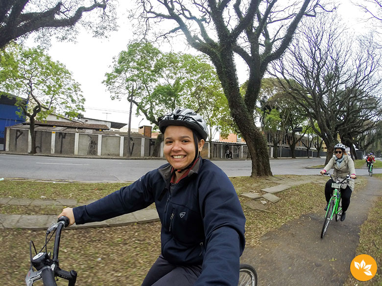 Bike Tour com a Kuritbike