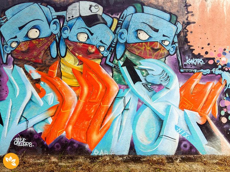 Arte Urbana de Curitiba