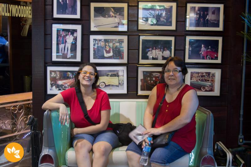 Amanda e Ivone