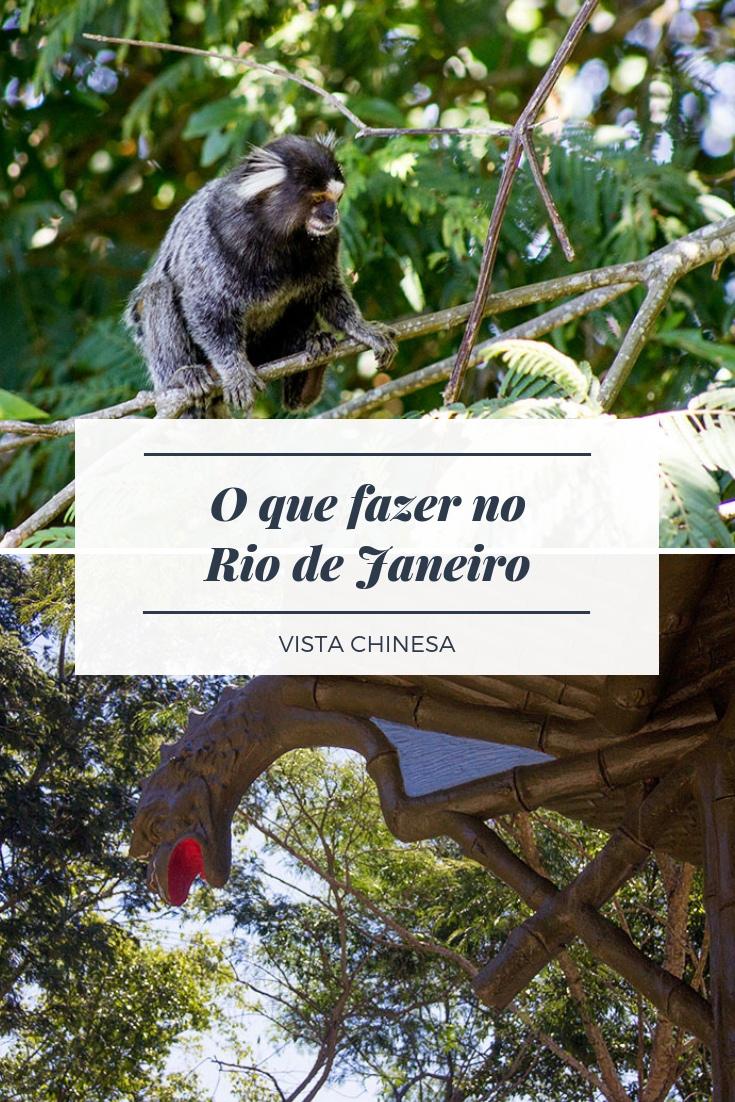O Mirante da Vista Chinesa proporciona uma visão panorâmica incrível do Cristo Redentor, Pão de Açúcar, Lagoa Rodrigo de Freitas, praias e muito mais.