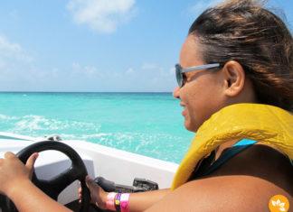 Passeio de Lancha em Cancún - Jungle Tour - Eloah Cristina