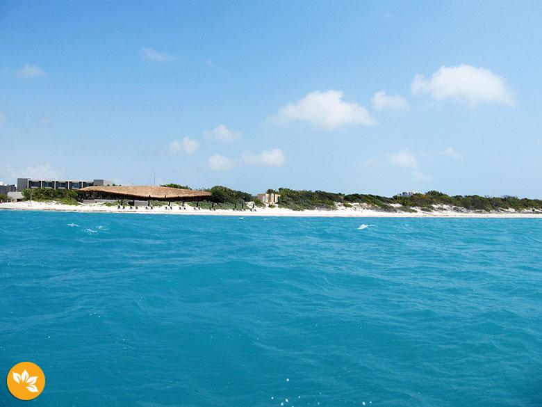 Passeio de Lancha em Cancún - Jungle Tour