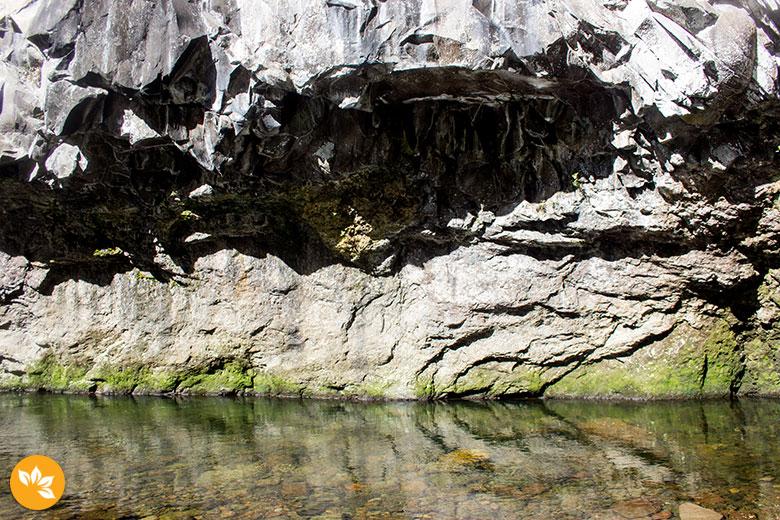 Trilha do Rio do Boi e suas águas cristalinas