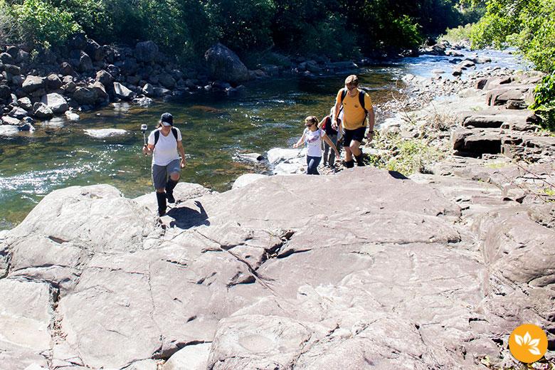 Trilha do Rio do Boi - Nível de Dificuldade