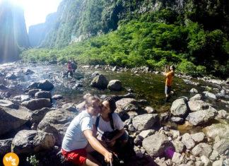 A superação da Trilha do Rio do Boi