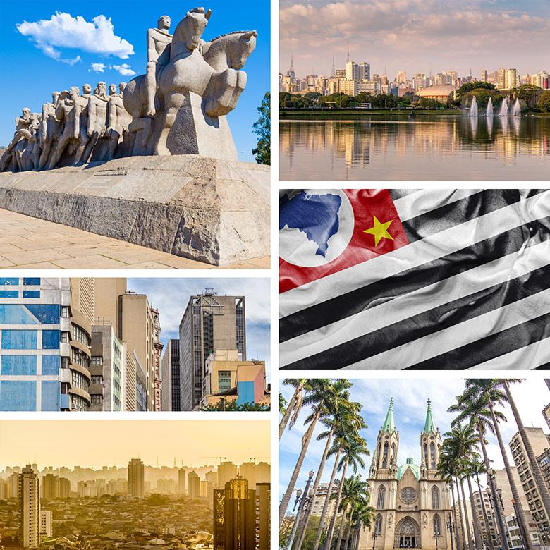 ANIVERSÁRIO DE SÃO PAULO - O que fazer no aniversário de São Paulo © Shutterstock