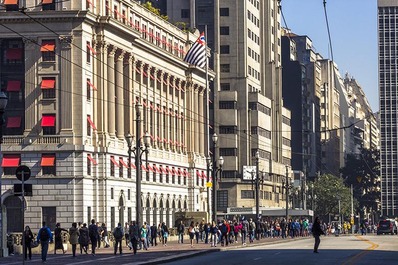 Centro de São Paulo © Shutterstock