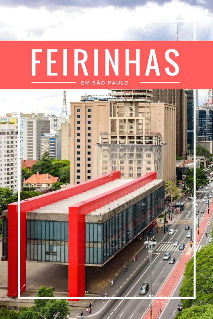 Feirinhas em SP: gastronomia, artesanato, antiguidades e decoração em São Paulo. Feira Benedito Calixto, da República, do MASP, da Liberdade, e mais.