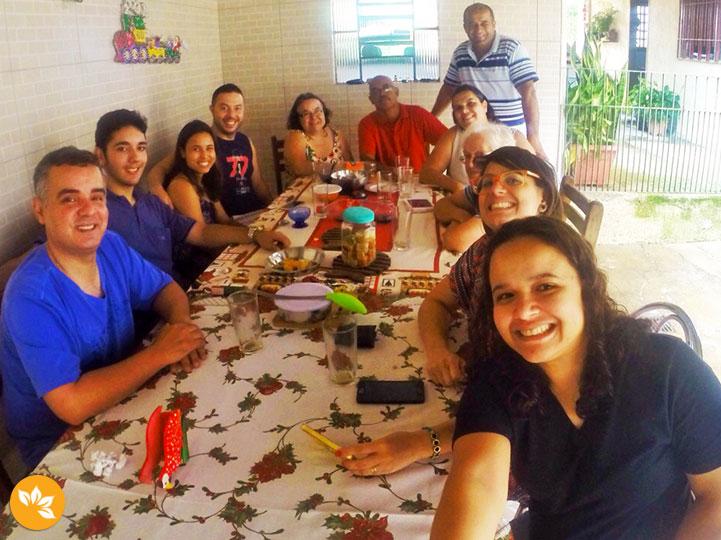 30 ideias para comemorar aniversário - Com a Família