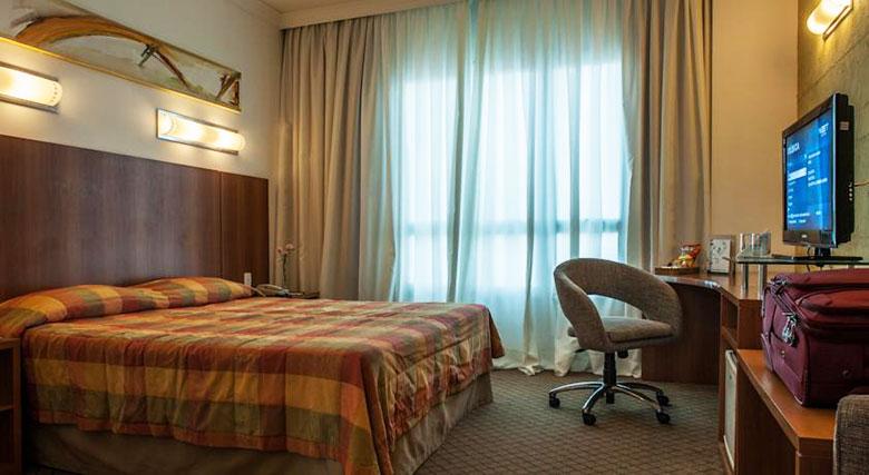 Hotéis em Joinville - Bourbon Joinville Business Hotel