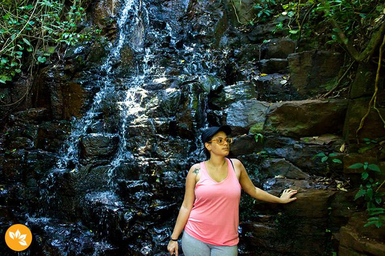 Cachoeira 3 Quedas - Roteiro de aventura em Brotas SP