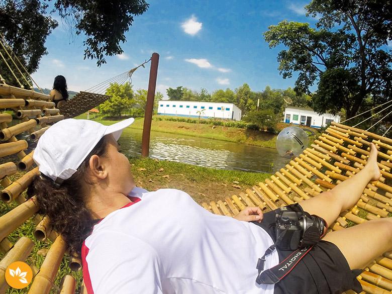 Parque Aventurah - Roteiro de aventura em Brotas SP