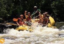 Rafting - Roteiro de aventura em Brotas - SP
