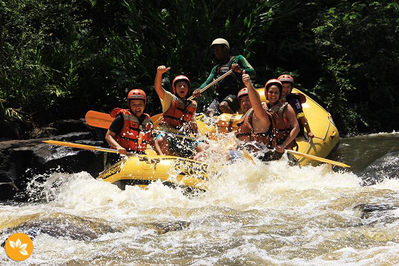 Rafting - Roteiro de aventura em Brotas SP