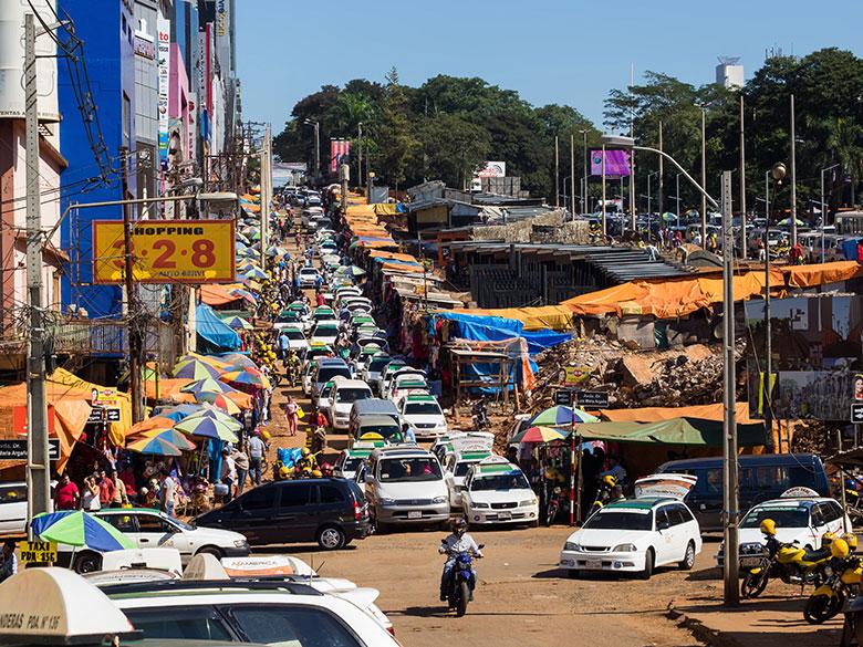 Compras no Paraguai – Ciudad Del Este