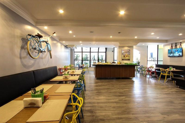 Hotéis em Joinville - Ibis Styles Joinville