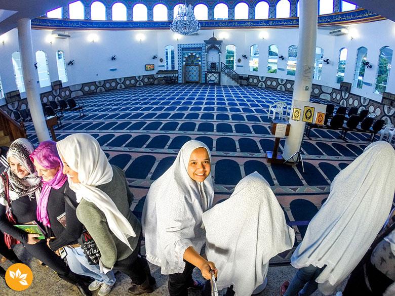 Mesquita Muçulmana - O que fazer em Foz do Iguaçu