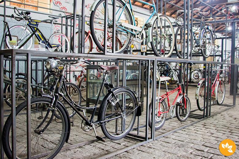 O que fazer em Joinville - Museu da Bicicleta