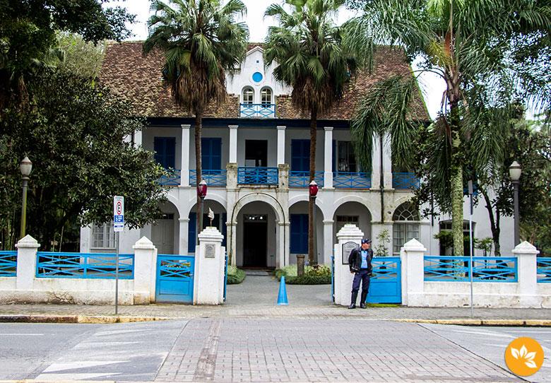 O que fazer em Joinville - Museu da Imigração